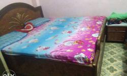 double bed &petipalang using for 3years 6*6with gadlli
