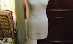 Dress form tailors dummy for fashion designers This is