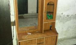 Dressing table in good condition.