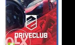 Driveclub Ps4 Game 4 Days Old