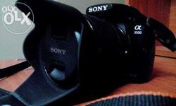Sony DSLR my camera I need to sold now I take 27000