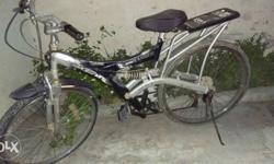DTB 6 gear bicycle for sale in good condition gear