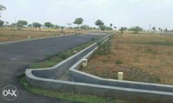 Dtcp approved sites at ganesapuram, sathy road,