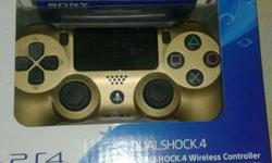 Dual shock PS4 controller (Made in UK)