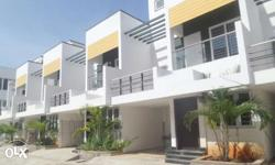 Individual Duplex House with Gated Community which is
