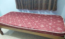 Duroflex Soft high density foam matress which gives