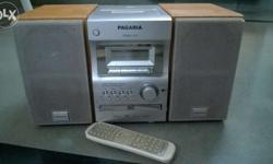 DVD, cassette, FM & AM, stereo player at just �1000.