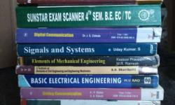 Electronics and communication branch textbooks and