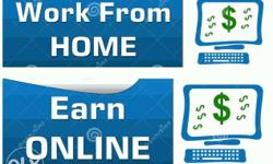 Earn Rs.25,000+ Per Month working just 1-2 hrs/day. We