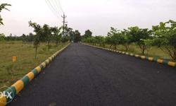 This venture is located in between Anandapuram and