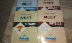 Four NEET Books