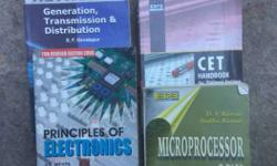 Elecrical and Electronics Related Books Diploma