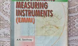 Electrical Measurements And Measuring Instruments Book