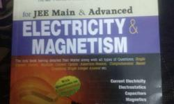 Electricity And Magnetism Text Book