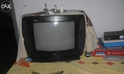 It is electronic colour TV