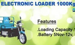 Electric Loader1000 KG? This variant of electronic