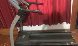 Electronic treadmill in very good condition