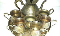 Antique tea set in excellent condition . please check