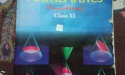 Elements of Mathematics for class 11 Edition 2016