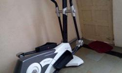 1 year old BH Premium Branded Imported Elliptical Cross