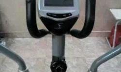 Elliptical Cross Trainer with Digital Screen in