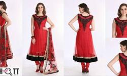 15% off On salwar kameez Use Coupon SHOP15 Offer Valid