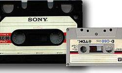 Hi, Following is the Cassettes empty Recordable branded