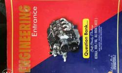 Engineering Entrance Book OMR SHEET AVAILABLE NOT USED