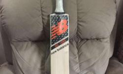 English Willow. Brand New cricket bat. Top Quality. Top
