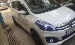 Ertiga 2016 and 2017 projector headlights and fog