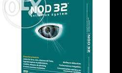 Eset nod32 total security antivirus available here.