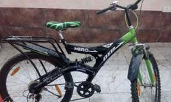 Hero NExT 26T is a cycle for males who are 14 years or