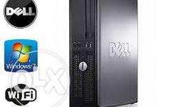 Dell optiplex 745 Core2duo processor 500GB HDD 2GB Ram