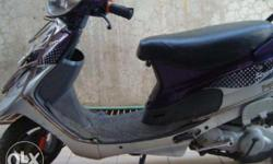Excellent Condition Scooty with NEW Tires, NEW Battery