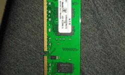 DDr 2 2gb ram due to speed mismatch I want to Exchange