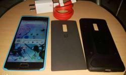 OnePlus 2 64 gb storage and 4 gb RAM with original
