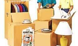 Packing Services:- The entire packing is done under the