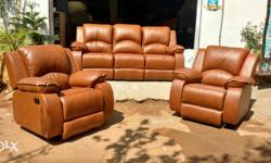 factory outlet recliners with warranted metireal.we