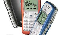 factory refresh nokia 1100,with out battary and