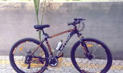 "Fantom thriller 29"" cycle, sab kuch ok aa 4 mnths old ,"
