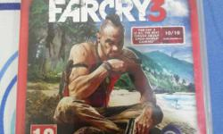 Farcry 3 By Sony PS3 Case