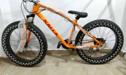 Fat bike:brand new fat bicycle at best price Come with