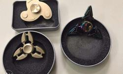 Best quality spinner. Attractive type Only one piece
