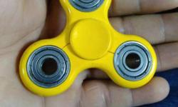 fidget spinner, its very smooth and fast..