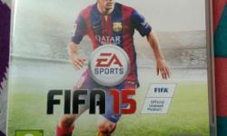 Fifa 15 for ps3 used in excellent condition Not