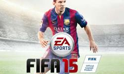 4 months old FIFA 15 for ps4