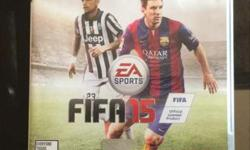 Fifa 15 ps3 cd for sale