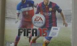 Fifa 15 ps3 game in good condition for sale.Intrested