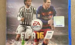 FIFA 16 PS4 PlayStation 4 games