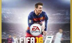 Fifa 16 Sony PS4 Game Deluxe Edition